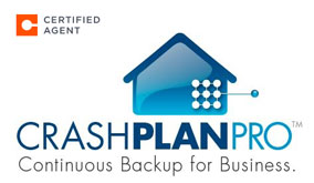 CrashPlan Pro Certified Agent